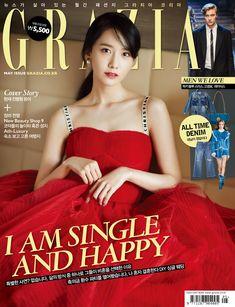 Yoona - 2017 May, Grazia Korea Magazine Sooyoung, Yoona Snsd, South Korean Girls, Korean Girl Groups, Korean Women, Korean Beauty, Asian Beauty, Yuri, Grazia Magazine