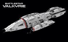 Battlestar Valkyrie (Battlestar Galactica) #BSG