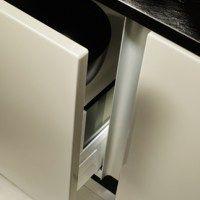 C žliabkový profil vertikálny nerez, - www. Cabinet, Storage, Kitchen, Furniture, Home Decor, Clothes Stand, Cooking, Homemade Home Decor, Larger