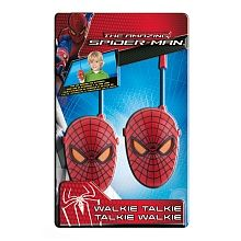 Walkie Talkie Spider-man