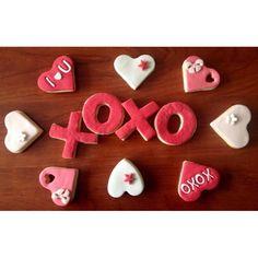 """""""xoxo  Sevgililer günü kurabiyesi  #sekerhamurlupasta #butikpasta #sekerhamuru #pasta #biryaspastasi #sevgililergunupastasi #mevlut #komsuatolye…"""""""