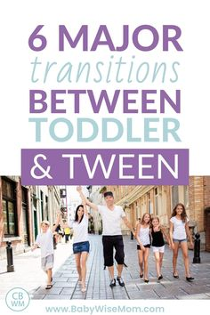 6 major transitions between toddler and tween. Find out what major transitions will happen between the time your child is a toddler and a tween. Written by Gary Ezzo. Fourth Phase, Phase One, Parenting Toddlers, Parenting Advice, New Parents, New Moms, Internal Motivation, Help Baby Sleep, Do What Is Right