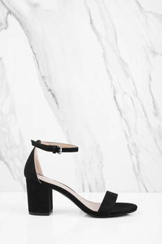 ece290597080d0 Report Footwear Pamela Ankle Strap Heels