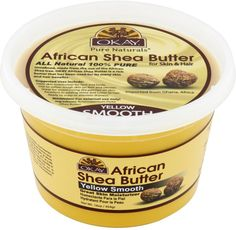 Okay Pure Naturals Shea Butter Yellow Smooth, 16 oz - Walmart.com - Walmart.com Dog Anti Itch Spray, Skin Rash, Diaper Rash, Stretch Marks, Baking Ingredients, Cookie Dough, Shea Butter, Sensitive Skin, Moisturizer