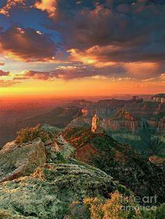 ✯ Point Imperial - North Rim - Grand Canyon National Park
