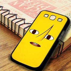 Earl Of Lemongrab Yellow Smile Samsung Galaxy S3 Case