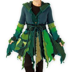 RESERVED  Lilypad  S/M  Flutterby Pixie  by greenoakcreations, $279.00
