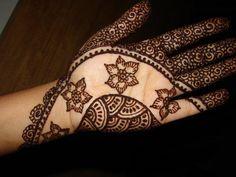 Mehndi Front Hand : Stylish front hand mehndi designs gallery fashi