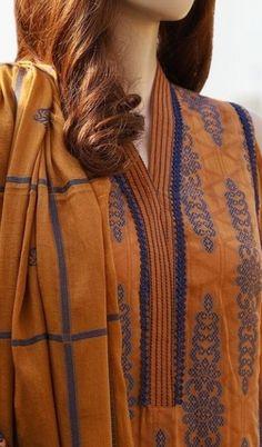 Neck Designs For Suits, Neckline Designs, Sleeves Designs For Dresses, Dress Neck Designs, Stylish Dress Designs, Kurti Sleeves Design, Kurta Neck Design, Girls Dresses Sewing, Stylish Dresses For Girls