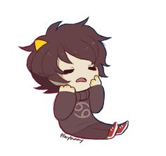 It's a wittle tiny Karkat!!!omg cutest thing!!