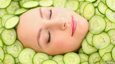 GET RID OF DARK CIRCLES WITH CUCUMBERS AND POTATO  Visit our Blog : letsliveup.com
