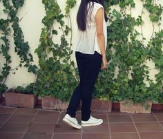 My Inspire Book: Outfit of the day: Jueves universitario