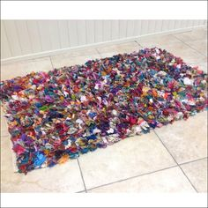 Remember Latch Hook Rugs You Know With The Aunt Lydia S Rug Yarn