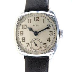 Vintage Elgin Wrist Watch