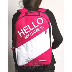 Sprayground Backpacks, Bags, and Accessories Buy All The Things, Hello My Name Is, Duffel Bag, Tech Accessories, Drawstring Backpack, Names, Backpacks, Kids, Shopping