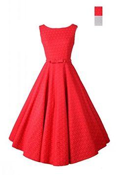 iHaipi - Vintage années 50 's Style Audrey HepburnRockabi…