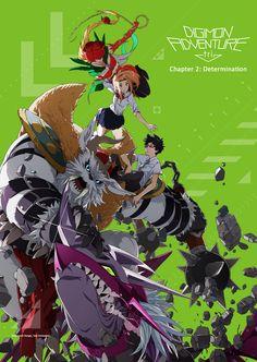 Digimon Adventure tri. - neuer Promo-Trailer zum zweiten Anime Film veröffentlict - http://sumikai.com/mangaanime/digimon-adventure-tri-neuer-promo-trailer-zum-zweiten-anime-film-veroeffentlict-120967/
