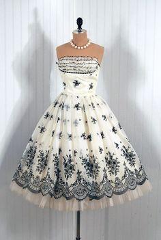 Pretty cocktail dress