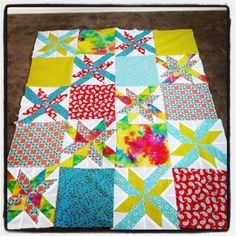 Little Bits of Everything: Atticus quilt