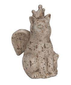 Loving this Ceramic Cat Figurine on #zulily! #zulilyfinds