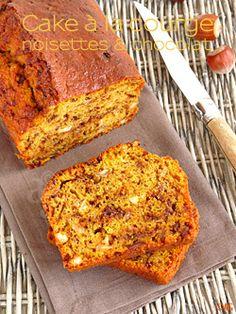 Alter Gusto | Cake à la courge, noisettes & chocolat au lait -