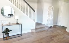 Provenza Vinyl Flooring Review - Cutesy Crafts Vinyl Wood Flooring, Luxury Vinyl Flooring, Luxury Vinyl Plank, Driftwood Flooring, Hardwood Floors, Cleaning Vinyl Floors, Bathroom Vinyl, Floor Colors, Carpet Stairs