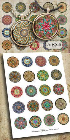 Free Bottle Cap Art Downloads | ... size Art Cult Printable images for pendants bottle caps and magnets