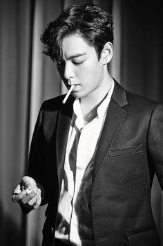 Big Bang TOP - Max Movie Magazine September Issue '14