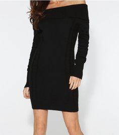 G by GUESS Women's Poinsettia Off-The-Shoulder Sweater Dress, http://www.amazon.com/dp/B00FASJC6K/ref=cm_sw_r_pi_awd_wjMusb0QRR3CJ