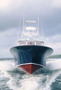 Bertram - AJ MacDonald - Yacht Broker - ajmacdonald@camperandnicholsons.com