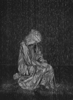 Laurence Demaison :: Pluie nº 2, 2012 [from 'Pluies' (Rain) series]