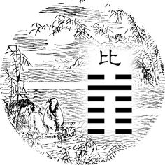 Water Above Earth Yi King, Tarot Learning, Golden Flower, Web Gallery, Learn Chinese, Old Art, Feng Shui, Zodiac, Religion