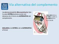 #ReglaNemotécnica - Vía Alternativa del Complemento - #Nefrología