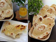 Sünis kanál: Naan - indiai lepénykenyér Naan, Mexican, Ethnic Recipes, Food, December, Cooking Recipes, Essen, Meals, Yemek
