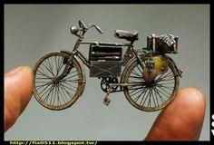 Miniature Bike.