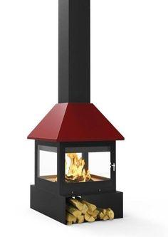 Sandra Central Traforart  Design Fireplaces Nomikos