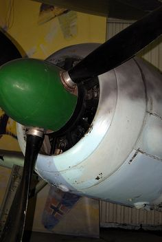 Focke-Wulf Fw-190 #flickr #plane #WW2