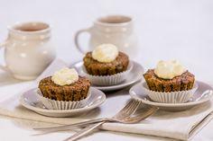 Muffiny z červené řepy – Snědeno.cz Kefir, Mini Cupcakes, Breakfast, Food, Morning Coffee, Eten, Meals, Morning Breakfast, Diet