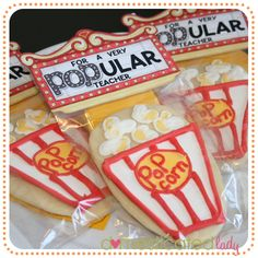 Free download of the tag at this website...instead of cookies could attach a bag of microwaveable popcorn