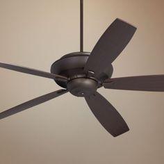 "Casa Belle Grove Ceiling Fan - 70"" Oil-Rubbed Bronze - #EUY2644-Y2646 - Euro Style Lighting"