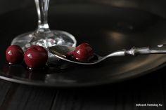 sour cherries in cognac Sour Cherry, Fruit, Cherries, Food, Kitchen, Inspiration, Maraschino Cherries, Biblical Inspiration, Cooking