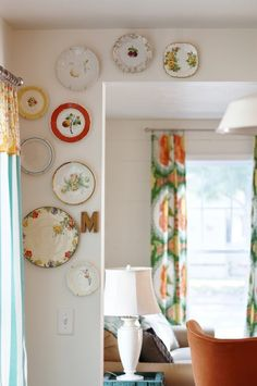 Serving Up Style: Decorating with Plates