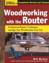 More than 10 years after its original publication, this clear and accessible guide continues to serve woodworkers of all skill levels with a comprehensive offering to the router and its many uses. Packed with the techniques and tricks needed to unleash the router's incredible potential, this manual includes the best ways to cut decorative edgings and moldings, surface wood and joint edges for glue-ups, shape furniture parts, and cut curves, circles, and ovals. With chapters on how to make...