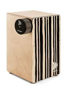 CCA30 Cajon Cabasa by Schlagwerk - Simple, compact and amazingly funky! Cajon Cabasa is the perfect add-on for playing continuous patterns, individual memorable beats or even long drawn-out loose hats. The ultimate addition to the Cajon