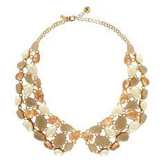 kate spade | plaza anthenee collar necklace