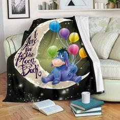Eeyore Premium Blanket
