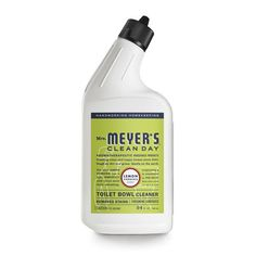 Mrs. Meyer's Toilet Bowl Cleaner Lemon Verbena (6x24 fl Oz)