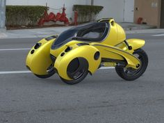 This is a tilt-wheeled design called Nemo