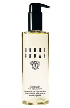 """Bobbi Brown Cleansing Oil, $42 from Bobbi Brown 