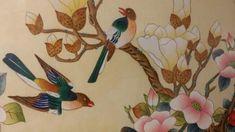 제6회 대한민국 전통채색화 공모대전 입상작과 특별 초대작가전 : 네이버 블로그 Korean Painting, Rooster, Animals, Paintings, Blog, Animales, Animaux, Paint, Painting Art